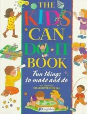 The Kids Can Do It Book by Robins, Crocker & Sanders (1993) - NEW - LQQK