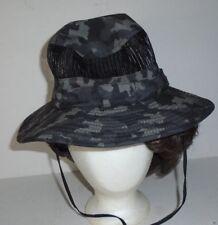 Hat, Sun, Combat, Uniform, Size Large