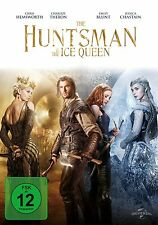DVD * THE HUNTSMAN & THE ICE QUEEN | CHARLIZE THERON # NEU OVP +