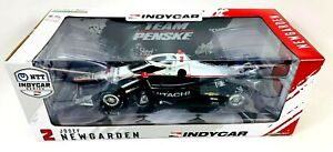 1:18 2021 Greenlight Josef Newgarden #1 Penske Hitachi IndyCar Diecast
