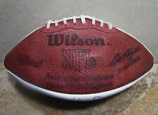 43 NFL AFC ALL STARS AUTOGRAPHS c.1972 at least 5 HOF NFL ROZELLE ERA FOOTBALL