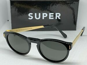 Retrosuperfuture Sunglasses UEA Augusto Black Mark  black Black brown