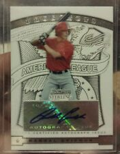 Randal Grichuk 2009 Bowman Sterling Certified Autograph Auto Rookie #bsprgr HOT!