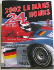 LE MANS 24 HOURS 2002 YEARBOOK / ANNUAL C Moity, J M Teissedre ISBN 284707015X