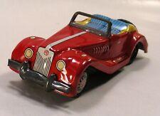 "Sanko Tin 5"" long MGTF Tin Car"