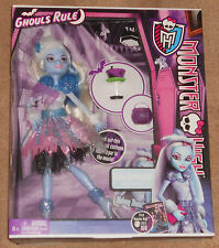 Monster High Ghouls Rule Abbey Bominable Doll Yeti Daughter New in Box