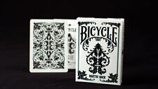 Bicycle® White Nautic Deck Playing Cards Updated Version Vintage 1919 Design