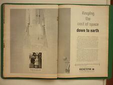 12/1960 PUB ROCKETDYNE NORTH AMERICAN ATLAS MA-3 ROCKET ENGINE USAF MISSILES AD