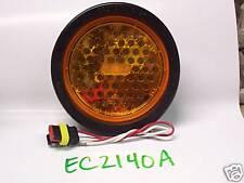 ECCO EC2140X NAVIGATOR ROUND LED LIGHT HEADS/AMBER