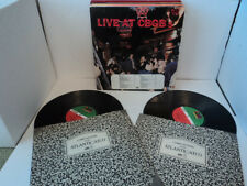 LIVE AT CBGB's The Home Of Underground Rock PROMO Various New Wave Punk 2 LP NM