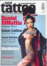 TOTAL TATTOO Magazine October 2010 (NEW COPY)