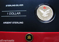 2006 Cda Proof COLOURIZED SILVER Lucky OLYMPIC Loonie!!