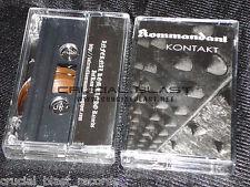 KOMMANDANT Kontakt CASSETTE totalitarian black metal mayhem nachtmystium NEW