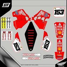 Kit Grafiche adesivi HONDA CR 125 1988 88 (168)