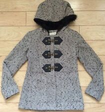Callum Tweed Coat By Third Piece Size 2 NW ANTHROPOLOGIE Tag