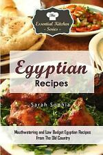 The Essential Kitchen: Egyptian Recipes : Mouthwatering and Low Budget...