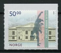 Norway 2019 MNH Oslo Stock Exchange Bicentenary 1v S/A Set Architecture Stamps