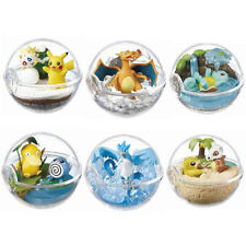 Pokemon Terrarium Collection 2 PIKACHU PSYDUCK CHARIZARD SQUIRTLE ARTICUNO 6PCS