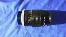 Canon FL 135mm 1/3.5 Manual Focus Lens Japan with leather case & original box!