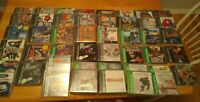 Rare PS1 PlayStation 1 Lot, 48 Games! Plus Console, all complete collectors