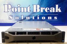 DELL POWEREDGE R720 16 BAY 2x 2.8GHz 10C 256GB 16x 300 15K iDRAC ENT H710P 3YR