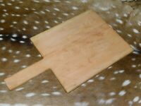 Wooden Antique Style CHEESE Cutting Board Wood Serving Tray Primitive 20""