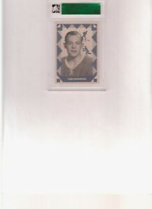2005/06 ITG MEMORABILIA 6th EDITION YVAN COURNOYER BASE CARD #d/30