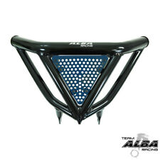 Banshee  Intimidator  Front Bumper Blue & Black Screens  Alba Racing  207 N3 BL