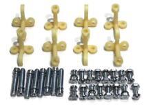 1958 - 1963 Chevrolet Headlight Adjusting Bezel Bucket Brackets- 8 Adjusters