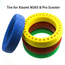 Tire Rubber Replace For Xiaomi M365 Scooter, PRO Universal Accessories 4 Colors