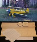 """68"""" Ws Boeing STEARMAN PT-17 R/c Plane partial kit/short kit and plans, PLS READ"""
