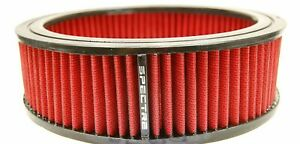 "Spectre HPR0326 Performance Washable Replacement Round Air Filter 11.75"" Diam"