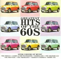 GREATEST HITS OF THE 60'S various (2x CD, Album) Rock & Roll, Pop Rock, Soul,