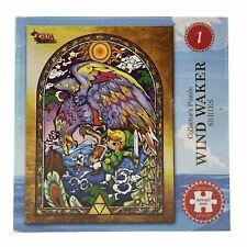 Legend of Zelda Wind Waker Series 1 Collectors Puzzle 550 Pieces NEW SEALED