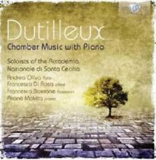 Dutilleux: Chamber Music With Piano, New Music