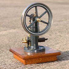 Dürkopp Tauchkolbenmotor Gasmotor Fertigmodell 290mm Schwungrad