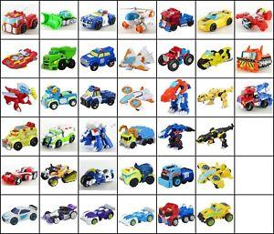 Transformers Playskool Heroes Rescue Bots Loose New Single Figure Choose