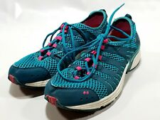 Ryka Womens Hydro Sport 2 Quick-Dry Water Shoes - Blue/Teal - Size 11 M