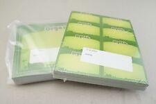 "800 Pcs Organic 4-1/4"" x 2-3/4"" Printable Shelf Price Tag 100 Sheets of 8 + MORE"