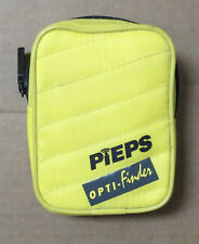 PiEPS OPTI-FINDER 457 AVALANCHE BEACON SKI SKIING RECEIVER WITH PAPERWORK