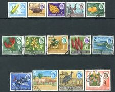 SOUTHERN RHODESIA-1964 Set to £1 Sg 92-105 FINE USED V24203
