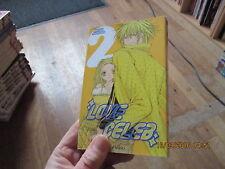 MANGA BD LOVE CELEB tome 2 mayu shinjo akiko