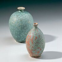 "#UK ""GALAXY - 9613"" Painting Pottery Effect Stoneware Ceramic Glaze"