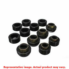 Energy Suspension 3.4130G Black Energy Suspension Body Mount Set Fits:CHEVROLET
