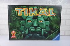 Tikal von Ravensburger • ab 10 Jahre • Brettspiel • SDJ 1999 • Vollständig