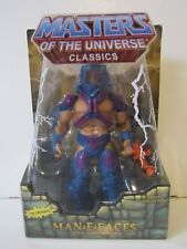 "Masters Of The Universe He Man Classics Man E Faces 6"" Action Figure MOTU"