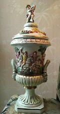 Grande porcelaine de Capodimonte BON ETAT