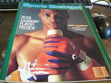 VINTAGE - SPORTS ILLUSTRATED OCTOBER 6TH 1986 - DARRYL STRAWBERRY