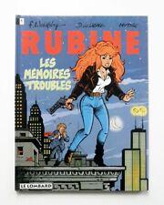 EO 1993 Rubine 1 - Les mémoires troubles - Walthéry (Natacha)
