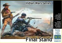 Masterbox 1:35 Scale Indian Wars Series Final Stand MAS35191